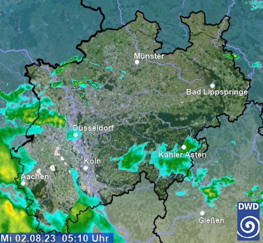 Hr Wetter Radar