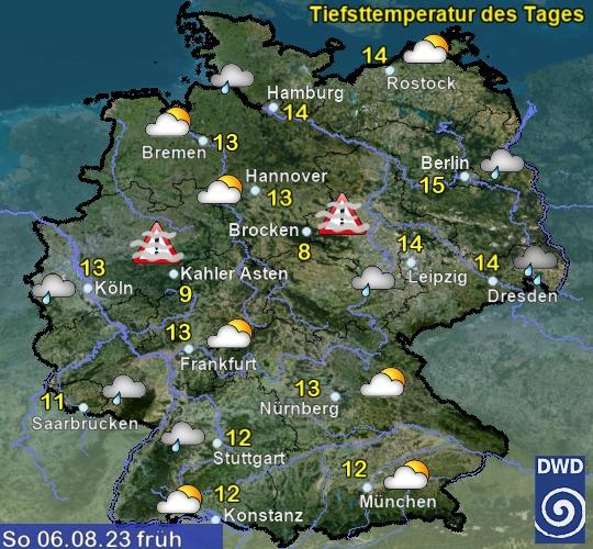 Deutschland Morgen