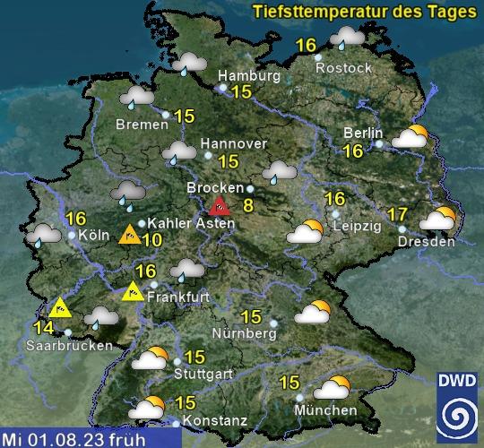 Wetter Hamburg Morgen