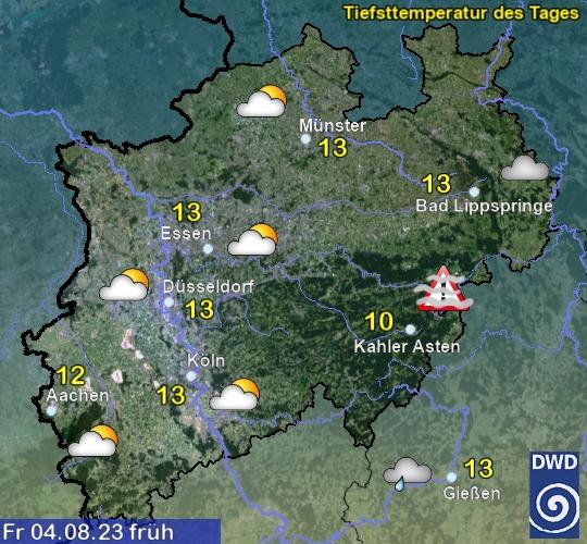 NRW Morgen Vormittag